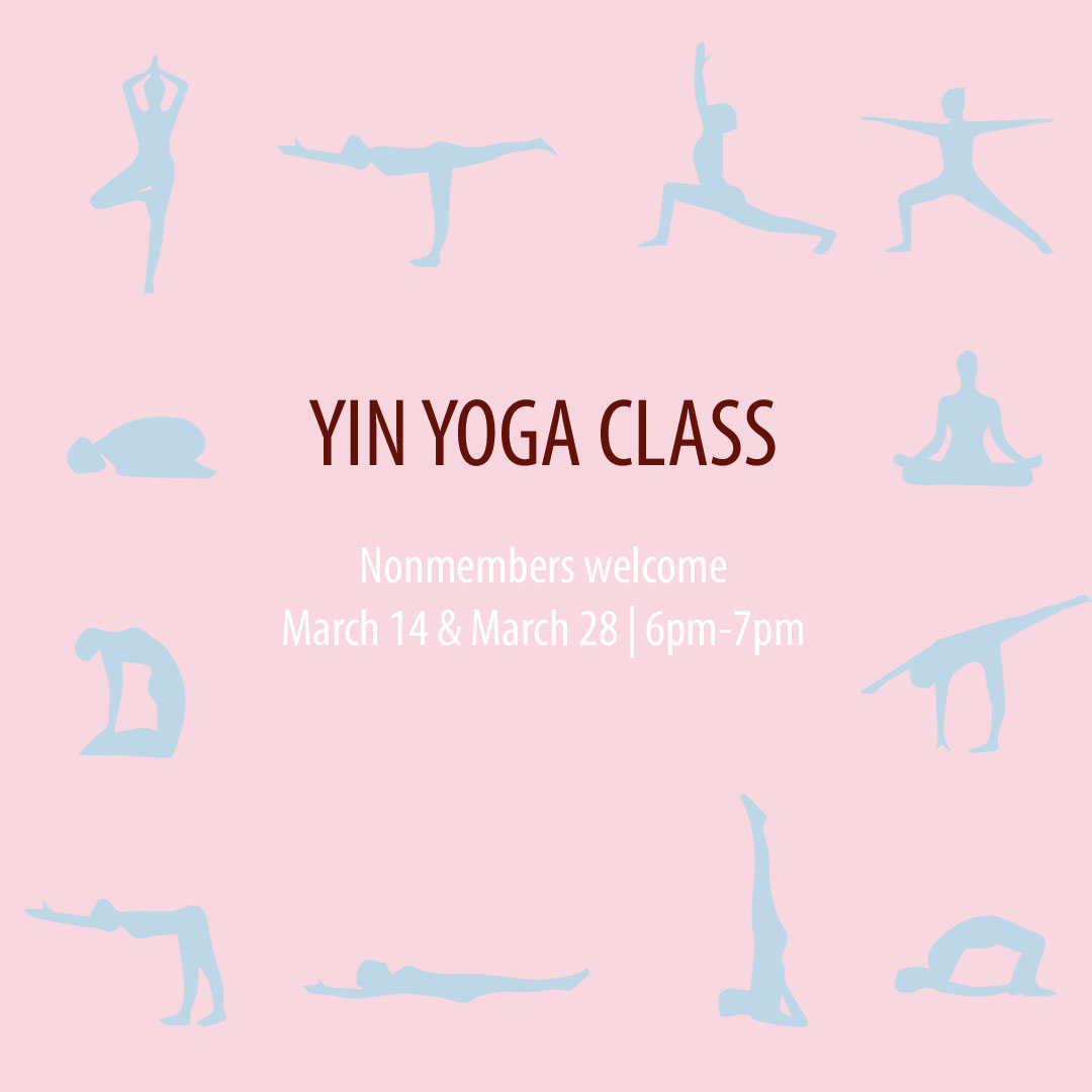 Yin Yoga Session 1 (Ladies Only) FULL