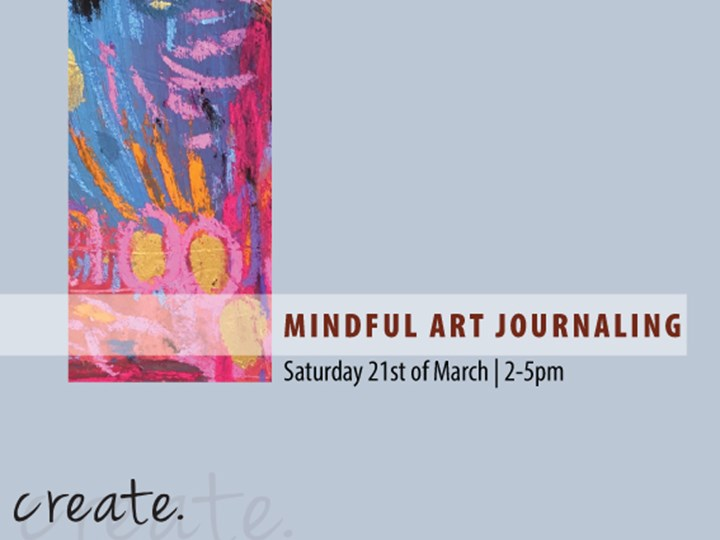 Mindful Art Journaling- Art Space